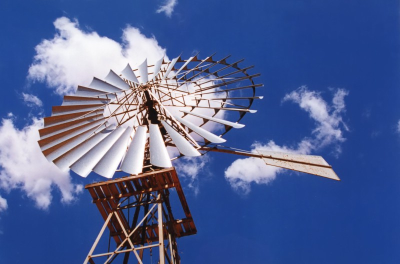 Australie - wind mill