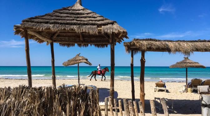 Fotoreport: S batohem na zádech napříč Tuniskem z Djerby až do Tunisu