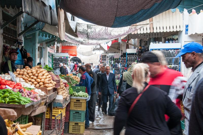 Medina nebo, chcete-li, tržiště ve Sfaxu je nejen místem, kde koupíte opravdu vše, ale také opravdovým zážitkem!
