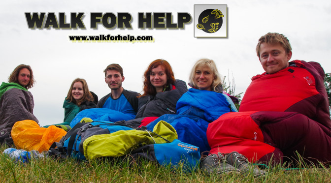 Walk for Help – Cestovat a pomáhat