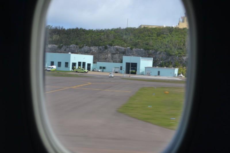 Mezinárodní letiště Hamilton, Bermudy