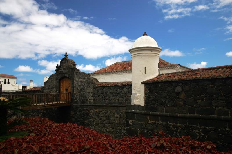 Castillo de Santa Catalina, Santa Cruz, La Palma.
