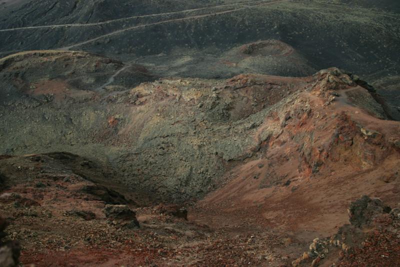 Vulkán Teneguía, La Palma.