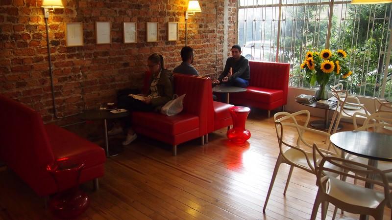 Kavárna Amor Perfecto Bogotá