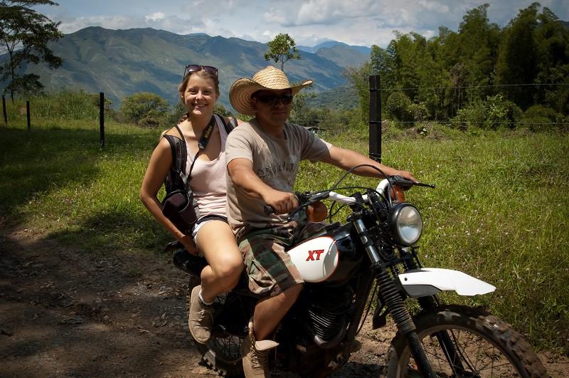 Na výlet na motorce