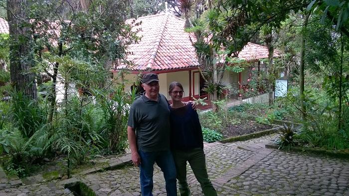 Bogotá, Casa Simon Bolívar