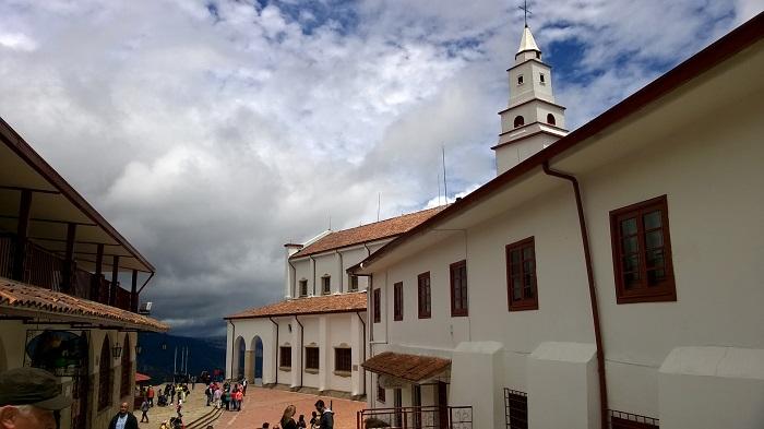 Bogotá, Monserrate