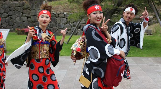 Cesta napříč Japonskem –samurajský festival v Kanazawě