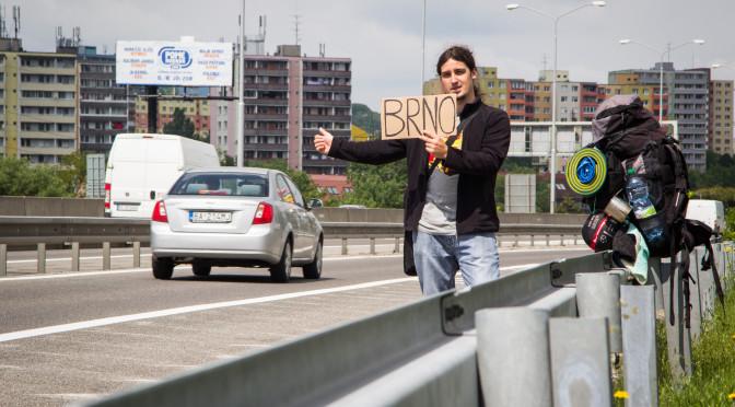 Dobrodružství stopaře Moodyho – Evropské dobrodružství