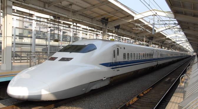 Stručný průvodce cestováním vlakem po Japonsku