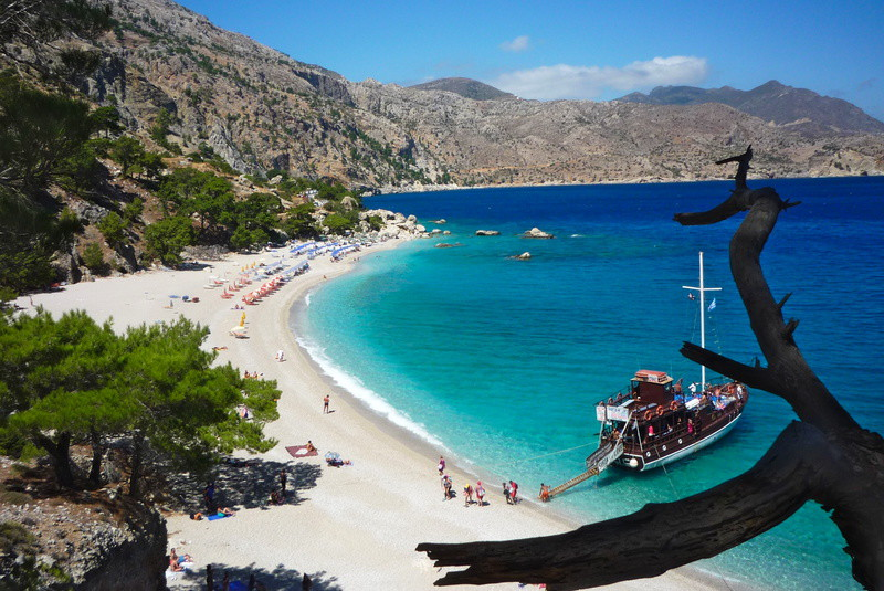 Karpathos, Řecko