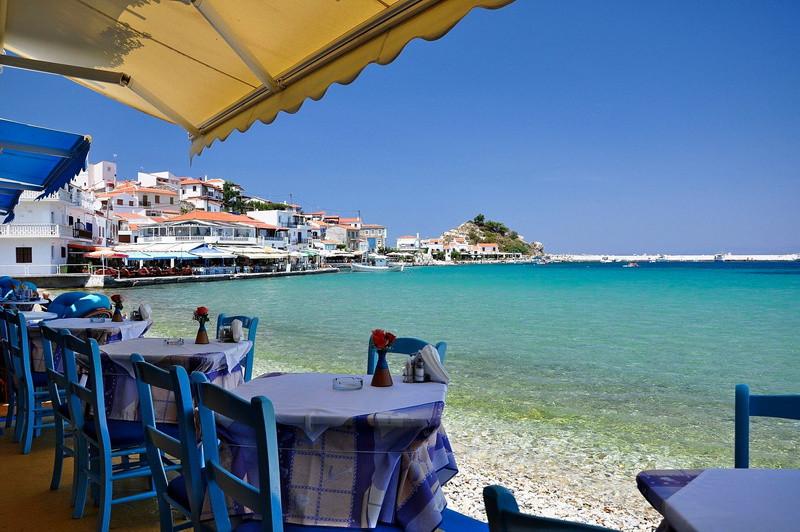 Samos, Řecko