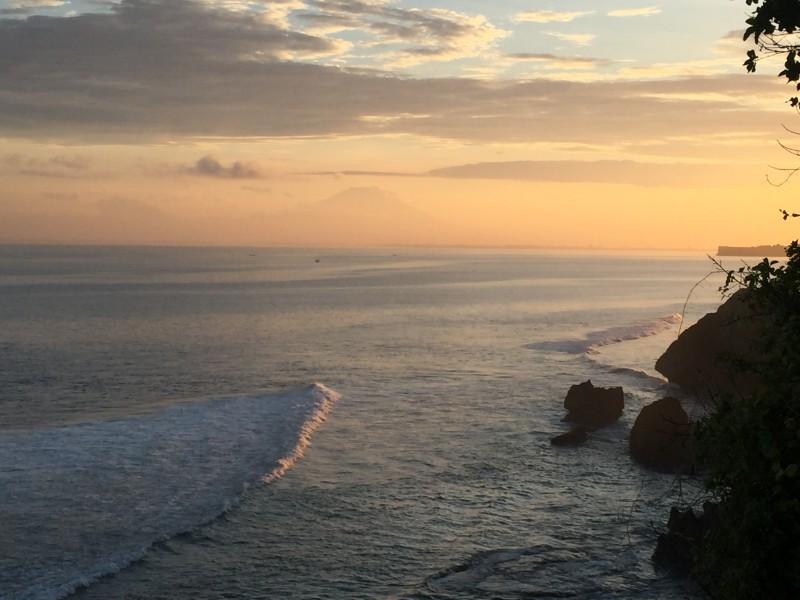 Uluwatu - nejlepší místo pro surfaře