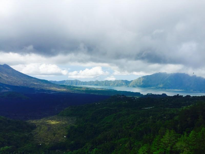 Vulkanický komplex