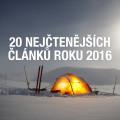 20 nejčtenějších článků za rok 2016 na ŽivotNaCestách.cz