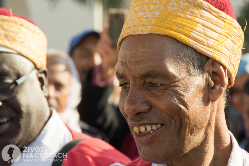 Fotoreport z cesty napříč Tuniskem – Festival si užívají nejen diváci, ale i všichni zúčastnění.