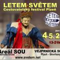 Cestovatelský festival Letem světem 2017, Plzeň.