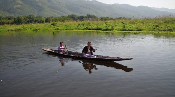 Život na pohádkovém jezeře Inle