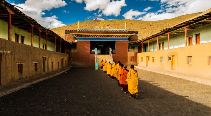 Za mnichy do údolí Spiti