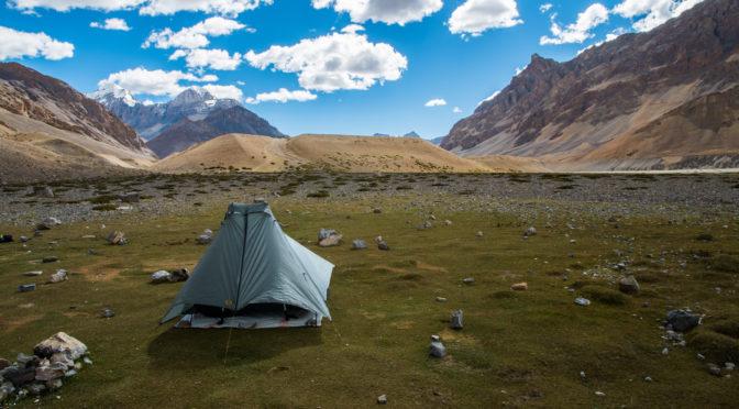 Trek od posvátného jezera Tso Moriri do údolí Spiti