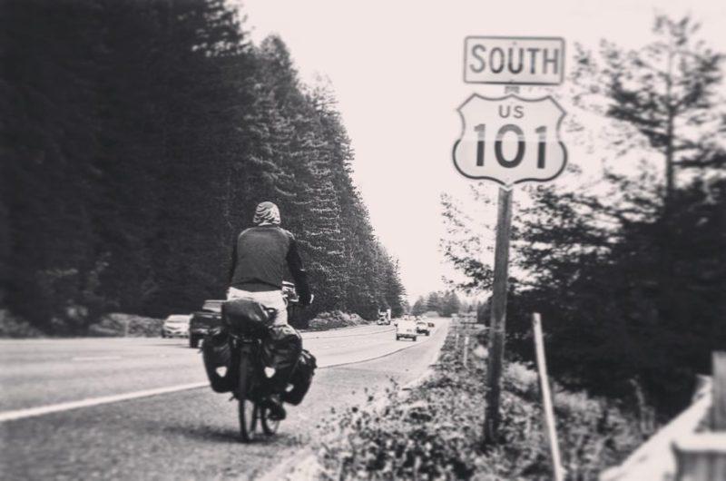 Pacific Highway 101, Kalifornie, USA