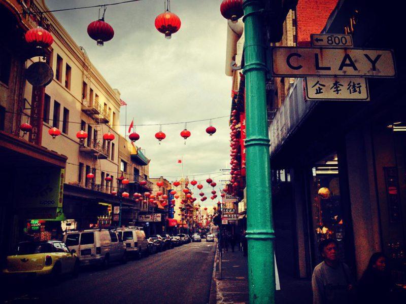 Chinatown, San Francisko
