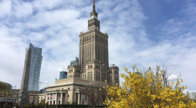 Varšavský Palác kultury a vědy