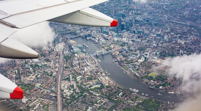 Cestujeme letadlem krok za krokem