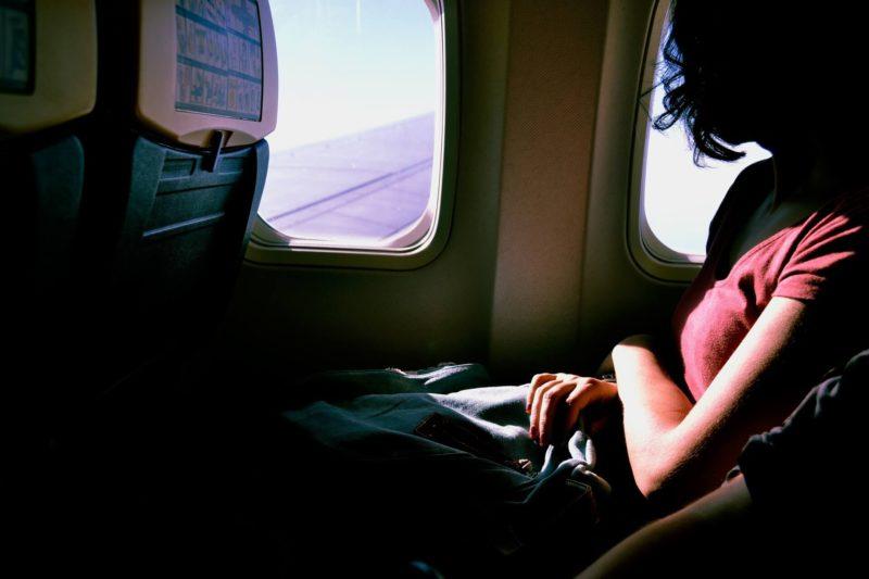 Cestujeme letadlem krok za krokem – na palubě
