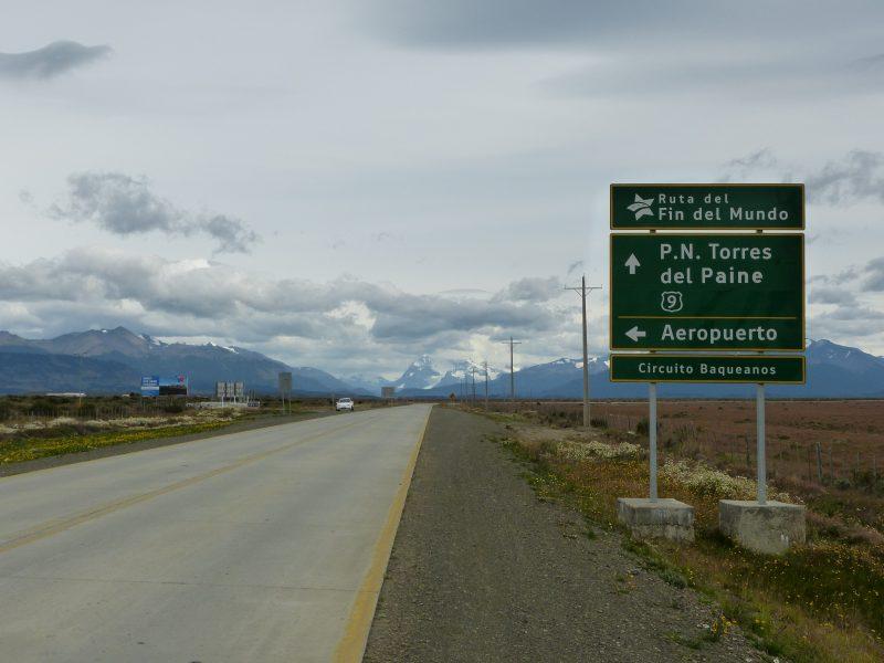 Na Jawě napříč Jižní Amerikou –Až na konec světa! Cesta k Torres del Paine, Chile