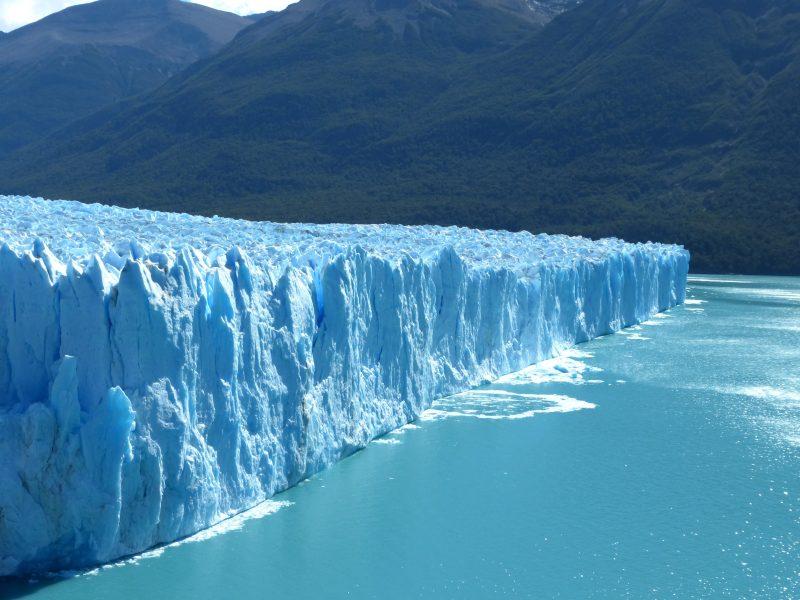 Na Jawě napříč Jižní Amerikou –Až na konec světa! Ledovec Perito Moreno.