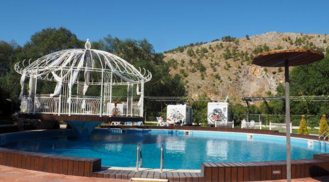 Skvělý kemp za dobrou cenu – Camping Legjenda, Skadar, Albánie