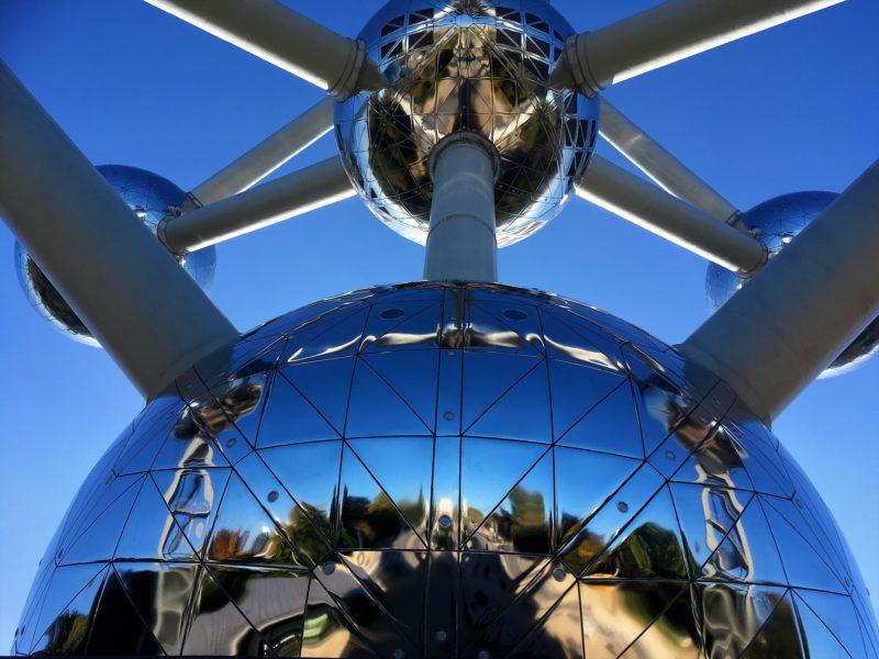 Brusel – Atomium