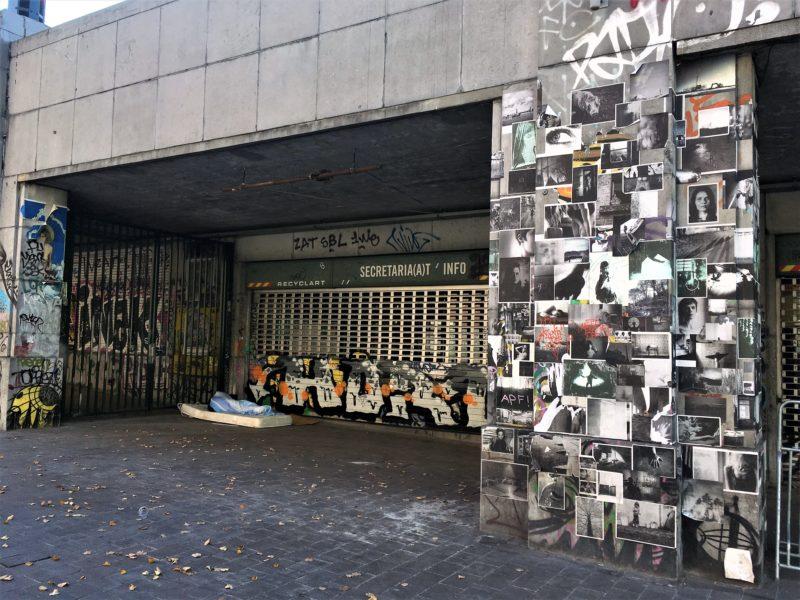 Undergroundové bruselské končiny