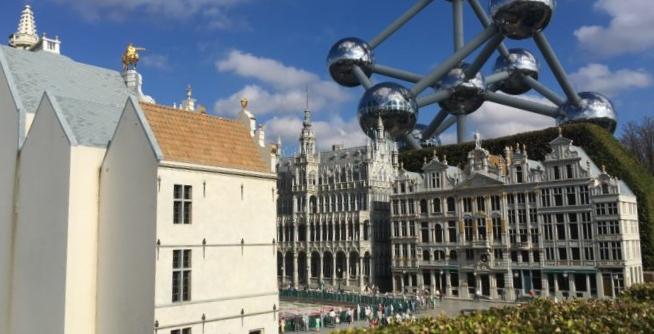 Proč sedět doma? Vyražte na víkend do Bruselu!