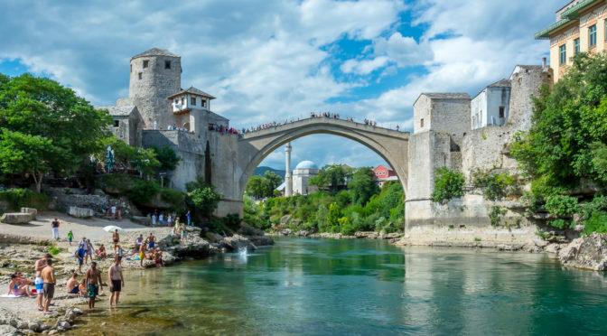Letní dobrodružství na cestě Balkánem – krásy Černé Hory a Bosny a Hercegoviny