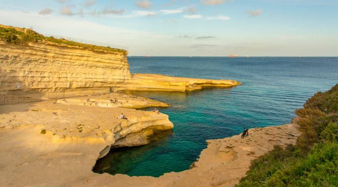 Léto už je tady! Už máte plán? Co takhle jazykový pobyt na Maltě?