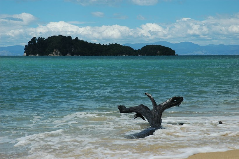 Národní park Abel Tasman, Nový Zéland