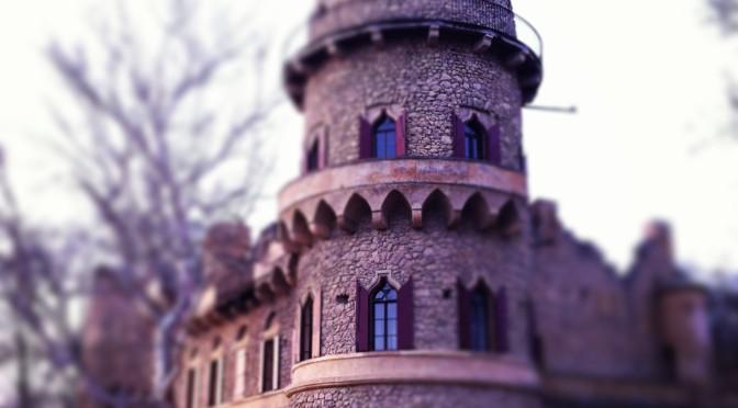Janův hrad, Lednicko-valtický areál, Česká republika