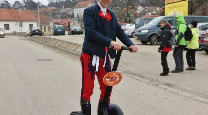 Život na cestách, Valtice, Česká republika