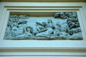 Detail zdobení Rendez-Vous