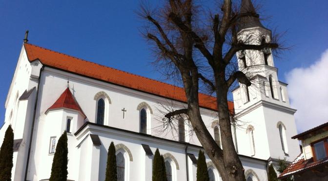 Kostel sv. Cyrila a Metoděje, Březová, Česká republika
