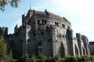 Gravensteen, Gent, Belgie