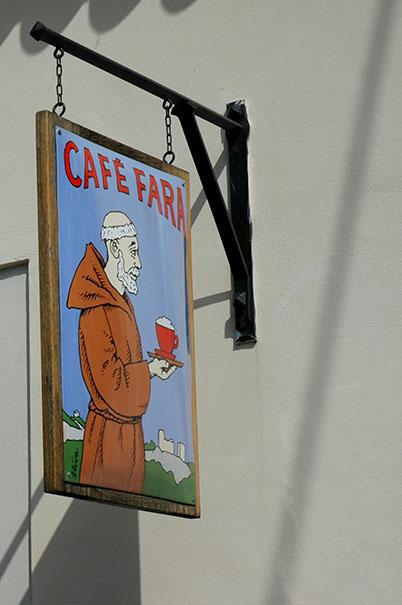 Café Fara, Klentnice