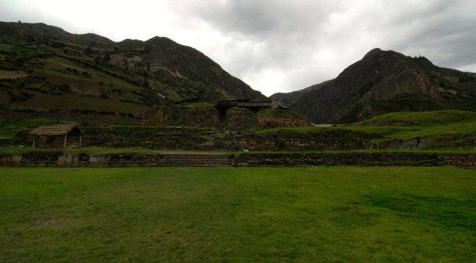 Chavín de Huantar, Peru