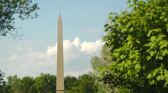 Obelisk, Lednicko-valtický areál