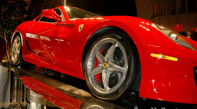 Ferrari World, Abú Dhabí, Spojené Arabské Emiráty
