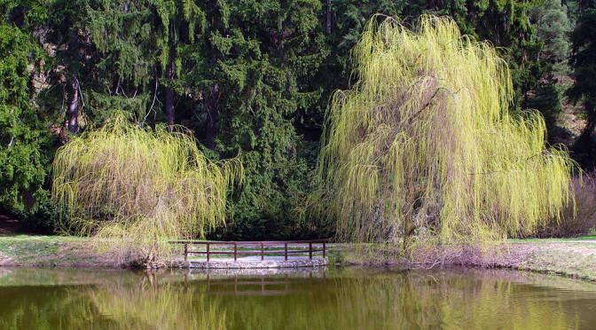 Průhonický park, Průhonice, Česká republika