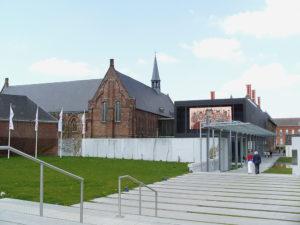 STAM - Stadsmuseum Gent, Belgie