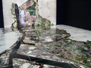 Letecká fotografie Gentu